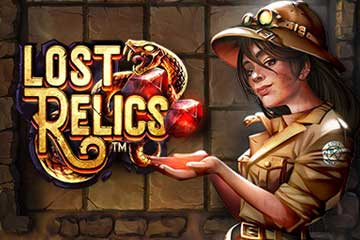 Lost Relics casino slot