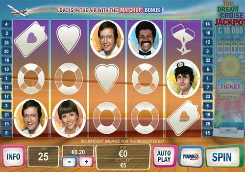 The Love Boat free slot