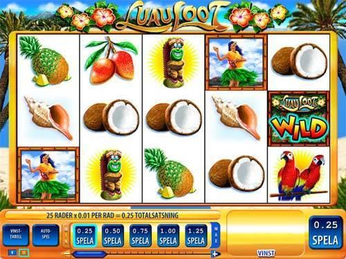 Luau Loot free slot