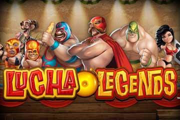 Lucha Legends slot Microgaming