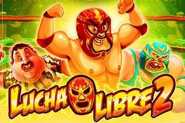 Lucha Libre 2 slot Real Time Gaming