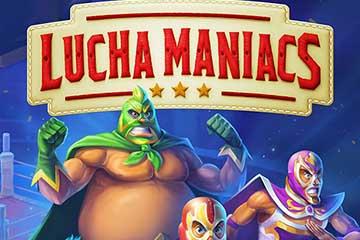 Lucha Maniacs casino slot