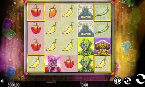 Luchadora free slot