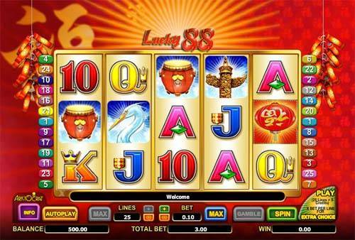 Lucky 88 casino slot