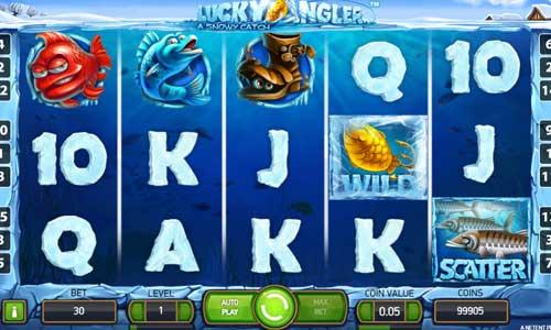 Lucky Anglerwin both ways slot