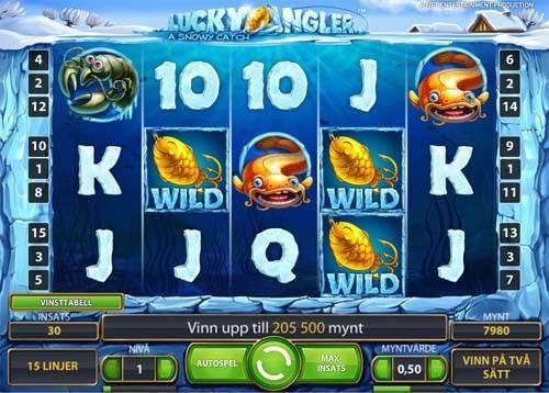 Lucky Angler free slot