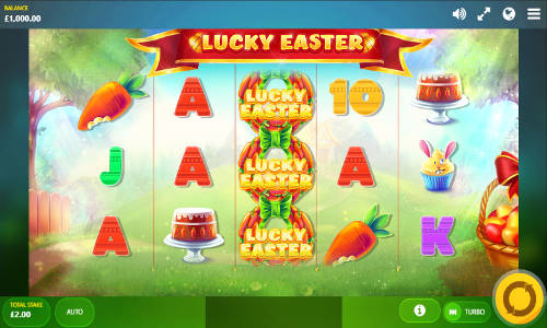 Lucky Easter free slot