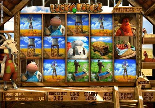 Lucky Farmer free slot
