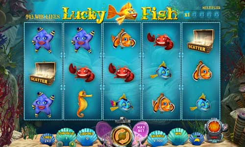 Lucky Fish free slot