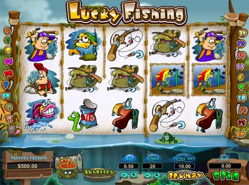 Lucky Fishing