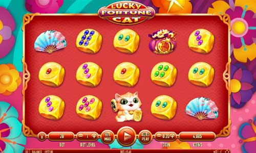 Lucky Fortune Cat free slot