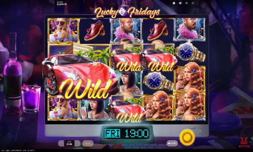 Lucky Fridays free slot
