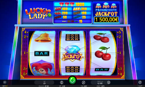 Lucky Lady free slot