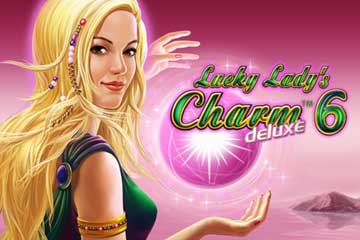 Lucky Ladys Charm Deluxe 6 slot Novomatic