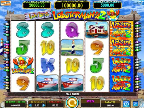 Lucky Larrys Lobster Mania 2 casino slot