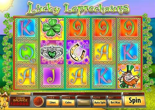 Lucky Leprechauns free slot