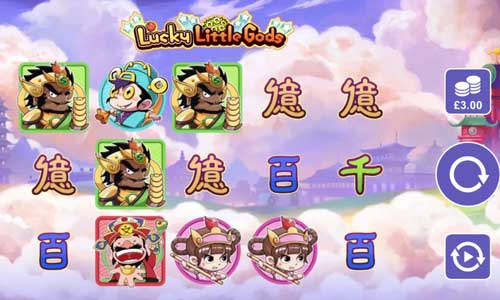 Lucky Little Gods free slot