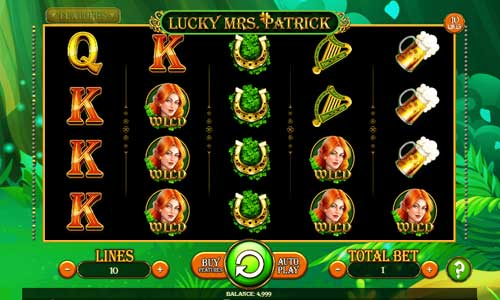 Lucky Mrs Patrickbuy feature slot