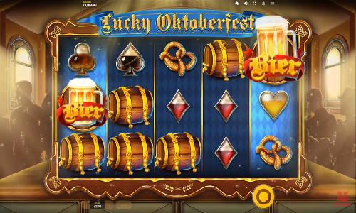 Lucky Oktoberfest free slot