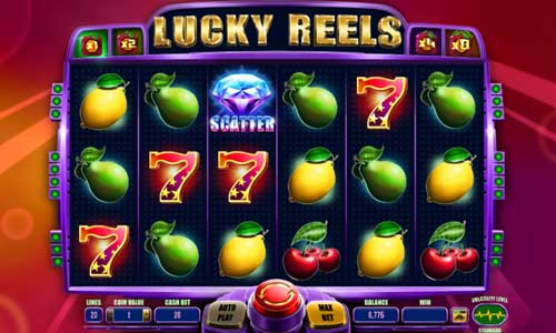 Lucky Reels free slot