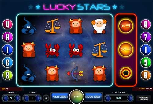 Lucky Stars free slot