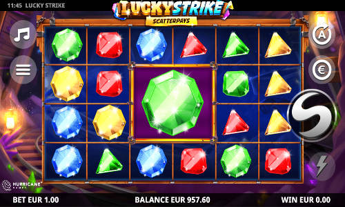 Lucky Strike free slot