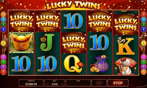 Lucky Twins free slot