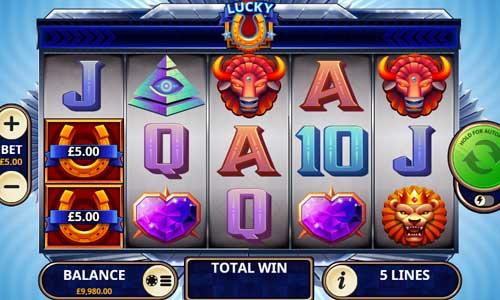 Lucky U free slot