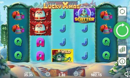 Lucky Xmas free slot