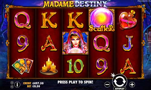 Madame Destiny free slot