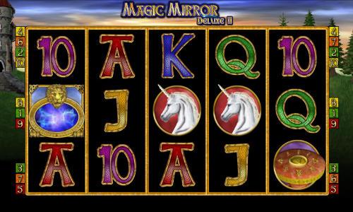 Magic Mirror Deluxe casino slot