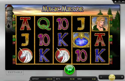 Magic Mirror casino slot