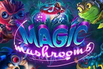 Magic Mushrooms casino slot
