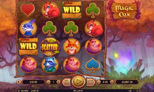 Magic Oak free slot