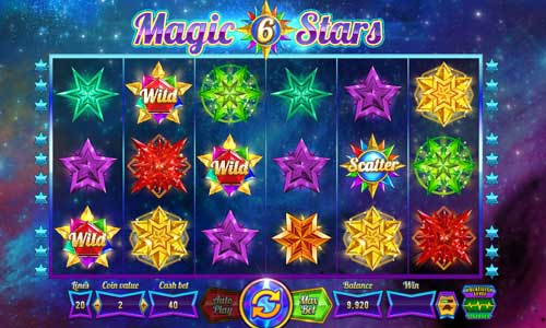 Magic Stars 6 free slot