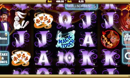 Magic Touch free slot