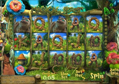 Magical Forest casino slot
