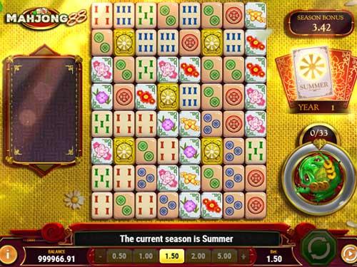 Mahjong 88 free slot