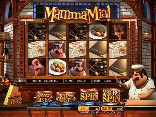 Mamma Mia free slot