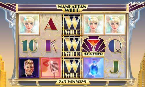 Manhattan Goes Wild free slot