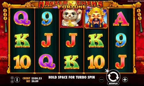 Master Chens Fortune free slot