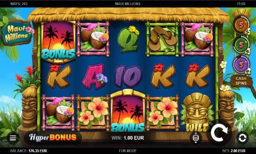 Maui Millions casino slot