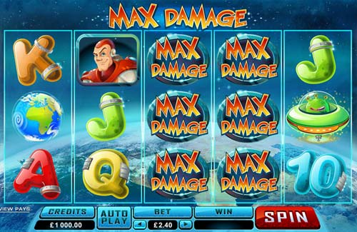 Max Damage free slot