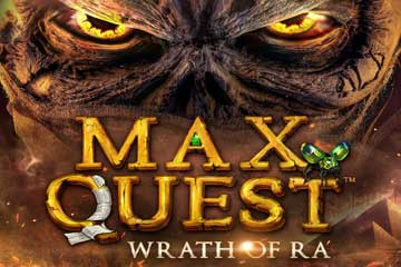 Max Quest Wrath of Ra free slot