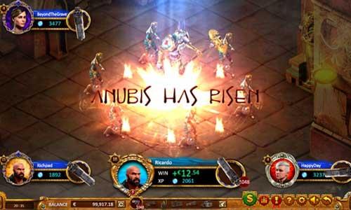 Max Quest Wrath of Ra free slot