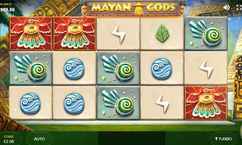 Mayan Gods free slot