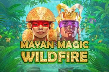 Mayan Magic Wildfire slot Nolimit City