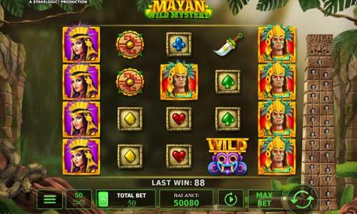 Mayan Wild Mystery free slot