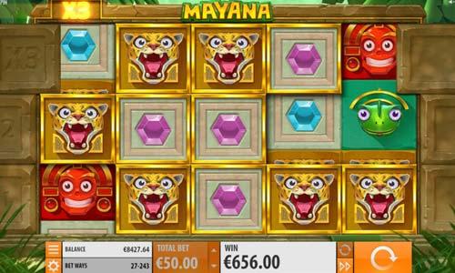 Mayana free slot