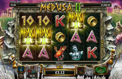 Medusa 2 free slot